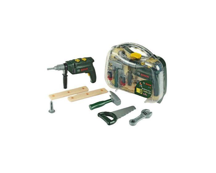 Bosch Værktøjssæt til børn- Stort 28x33