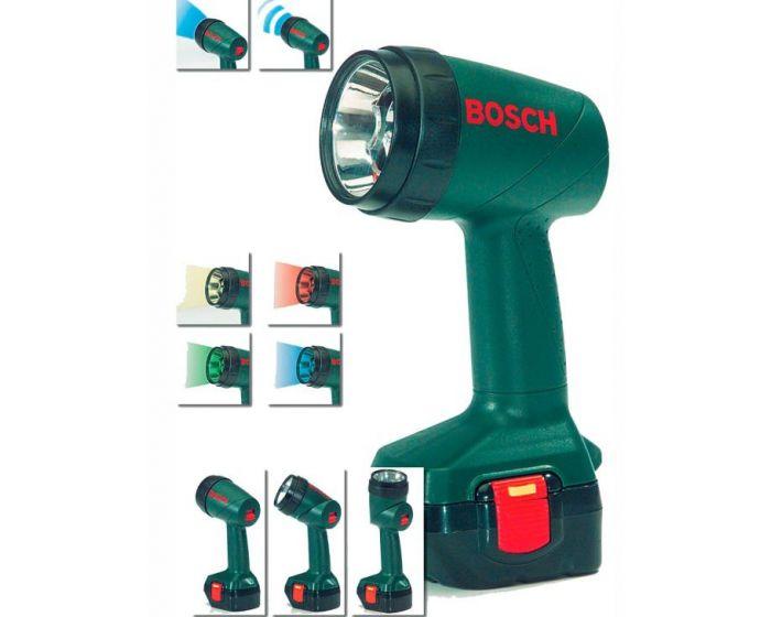 Bosch Stavlygte til børn - lommelygte med farver - 26 x 16 cm