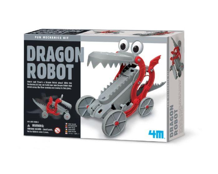 Byg Din Egen drage Robot.