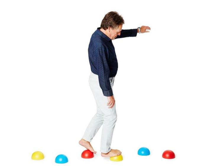 Gonge Hemispheres balancekugler