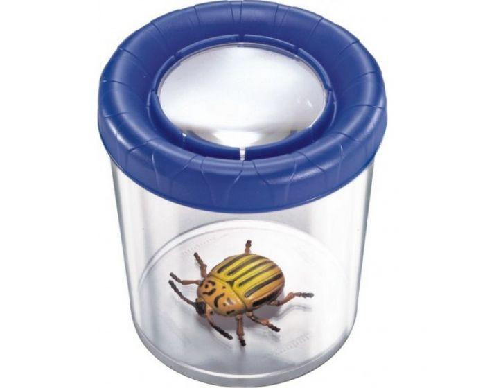 insektsglas med forstørrelse