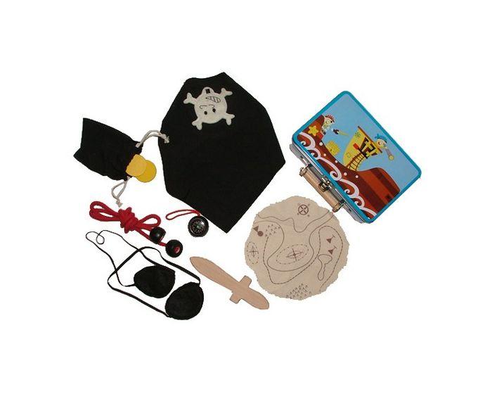 Astrup Piratkuffert - udstyr til den lille Pirat