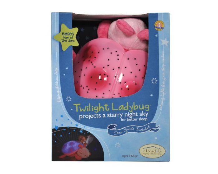Cloud b Twilight Ladybug - pink
