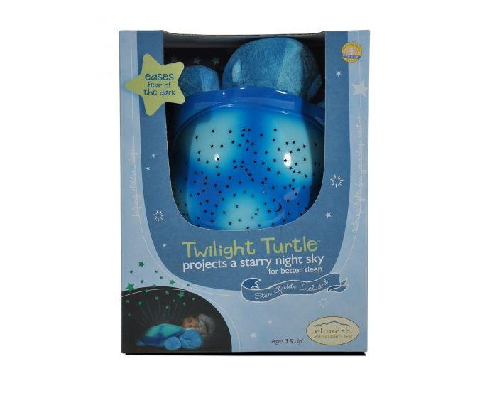 Cloud b Twilight Turtle - blå