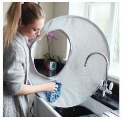 Sådan vasker du et tidy tot bakkesæt